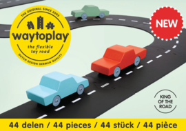 Flexibele autobaan | king of the road 44 delen