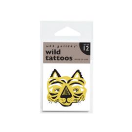Wee Gallery | Tattoos Wild | 12 stuks
