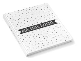 Mijn 9 maanden boek | monochroom