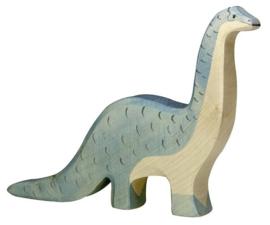 Holztiger houten Brontosaurus (80332)