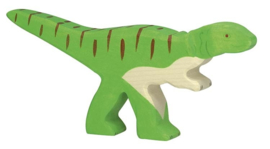 Holztiger houten Allosaurus (80333)