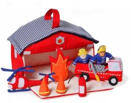Brandweerkazerne | Oskar & Ellen