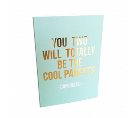 Postkaart |  the cool parents