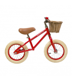 Loopfiets peuter | Banwood First Go rood