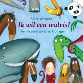 Ik wil een walvis | prentenboek
