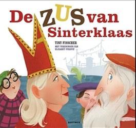 Prentenboek | De zus van Sinterklaas