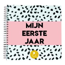 Babyboek | roze
