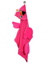 Badcape flamingo | Zoocchini