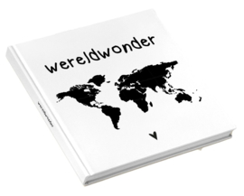 Wereldwonder | adoptie invulboek