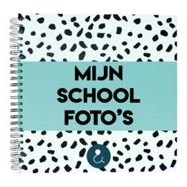 Basisschool invulboek | mint
