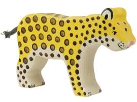 Holztiger houten luipaard (80566)