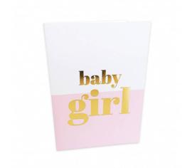 Postkaart  | Baby girl