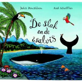 De slak en de walvis | prentenboek op rijm
