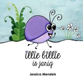 Illie Billie is jarig  | diabetes / voedselallergie