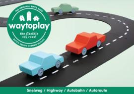 Flexibele autobaan | snelweg 24 delen