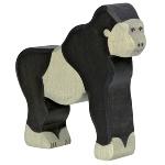 Holztiger houten gorilla (80168)