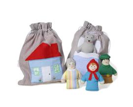 Storybag roodkapje | Oskar & Ellen