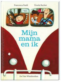 Mijn mama en ik | prentenboek over alleenstaande mama