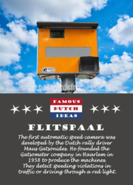 Famous Dutch Ideas - Flitspaal