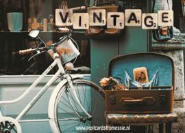 Ansichtkaart Vintage