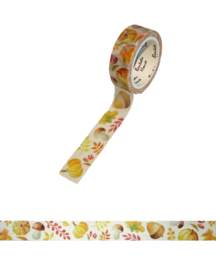 Autumn washi tape