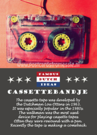Famous Dutch Ideas - Cassettebandje