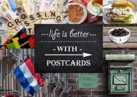Best 5 for Postcrossing
