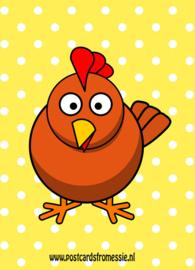 Klaartje de kip