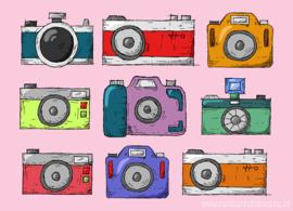 Camera doodles