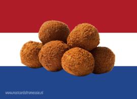 Nederland van dichtbij - Bitterballen