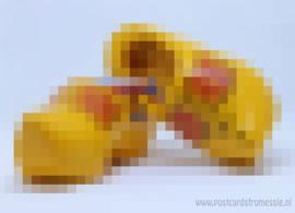 Pixel art - Klompen