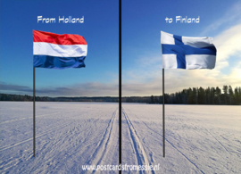 From Holland to Finland