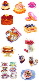 Cake stickers 2