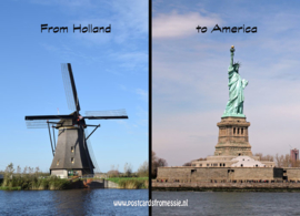From Holland to America