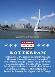 Famous Dutch Cities - Rotterdam