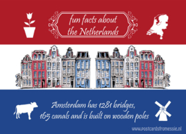 Fun Facts - Amsterdam