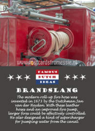 Famous Dutch Ideas - Brandslang