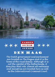 Famous Dutch Cities - Den Haag