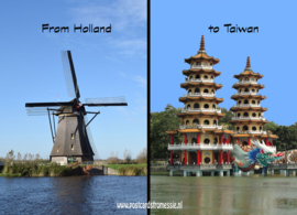 From Holland to Taiwan