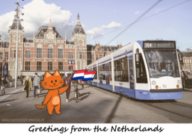 Greetings from the Netherlands - Amsterdam