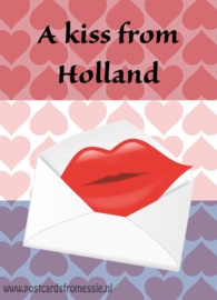 A kiss from Holland