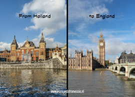 From Holland to England