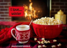 I love...winter