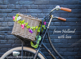 From Holland with love - Fiets