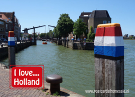 I love...Holland