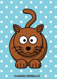 Karel de kat