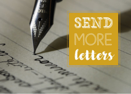 Send more letters