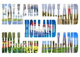 Kaartenset HOLLAND