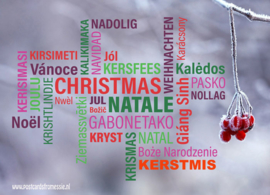Christmas in 29 languages