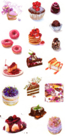Cake stickers 1